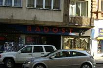 RADOST FX – Music club, Praha 2