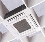 Kazetové – stropní klimatizace